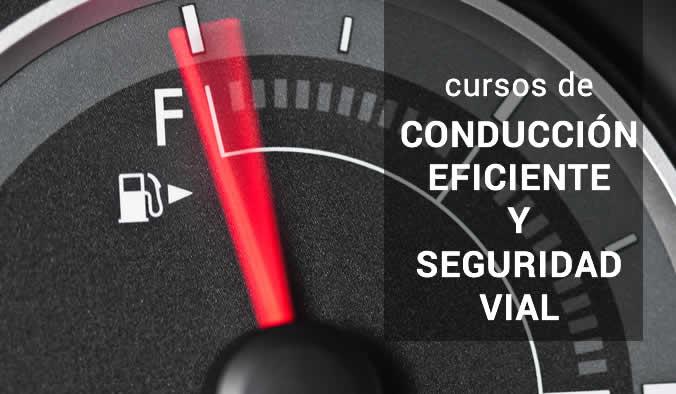Cursos de Conducción Efficiente y Seguridad Vial